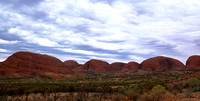 Valley of the Winds (Ayers Rock, Australia)